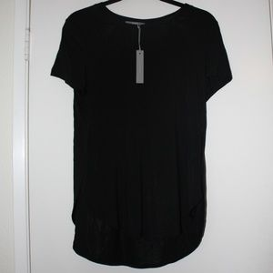 Tart Black Super-Soft Tee Size Small